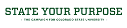 Supporting Colorado State University